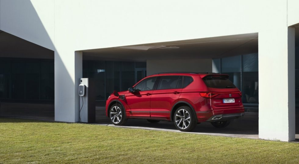 Seat Tarraco híbrido enchufable