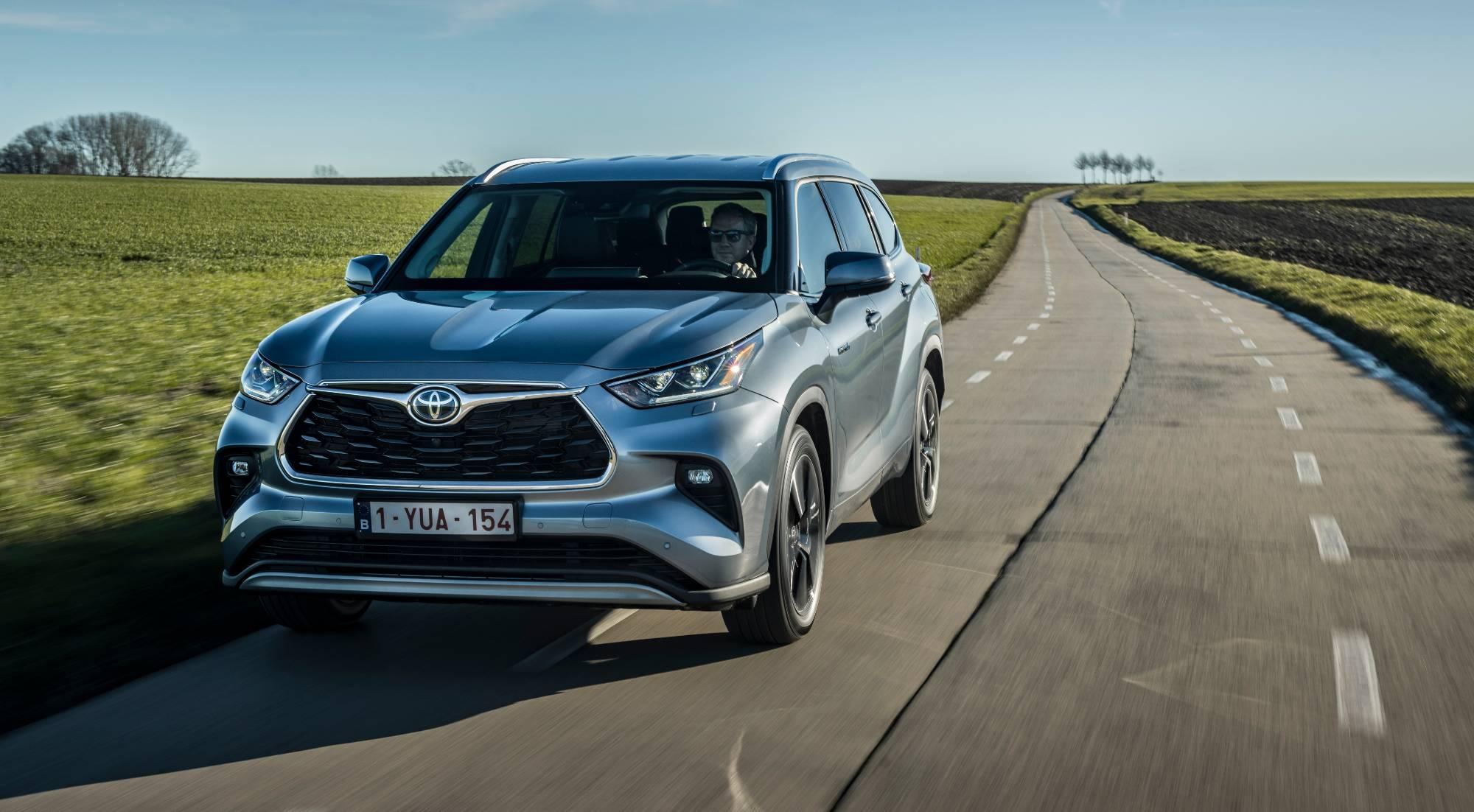 Toyota Highlander, un SUV híbrido y refinado de tamaño XXL | Actualidad | Motor EL PAÍS