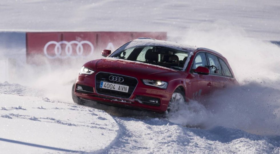 coches para la nieve