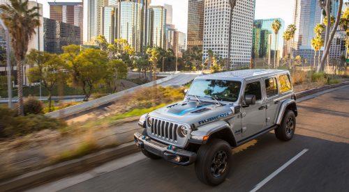 El Jeep Wrangler híbrido enchufable ya se puede reservar por 73.900 euros