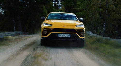El Lamborghini Urus demuestra que puede con todo