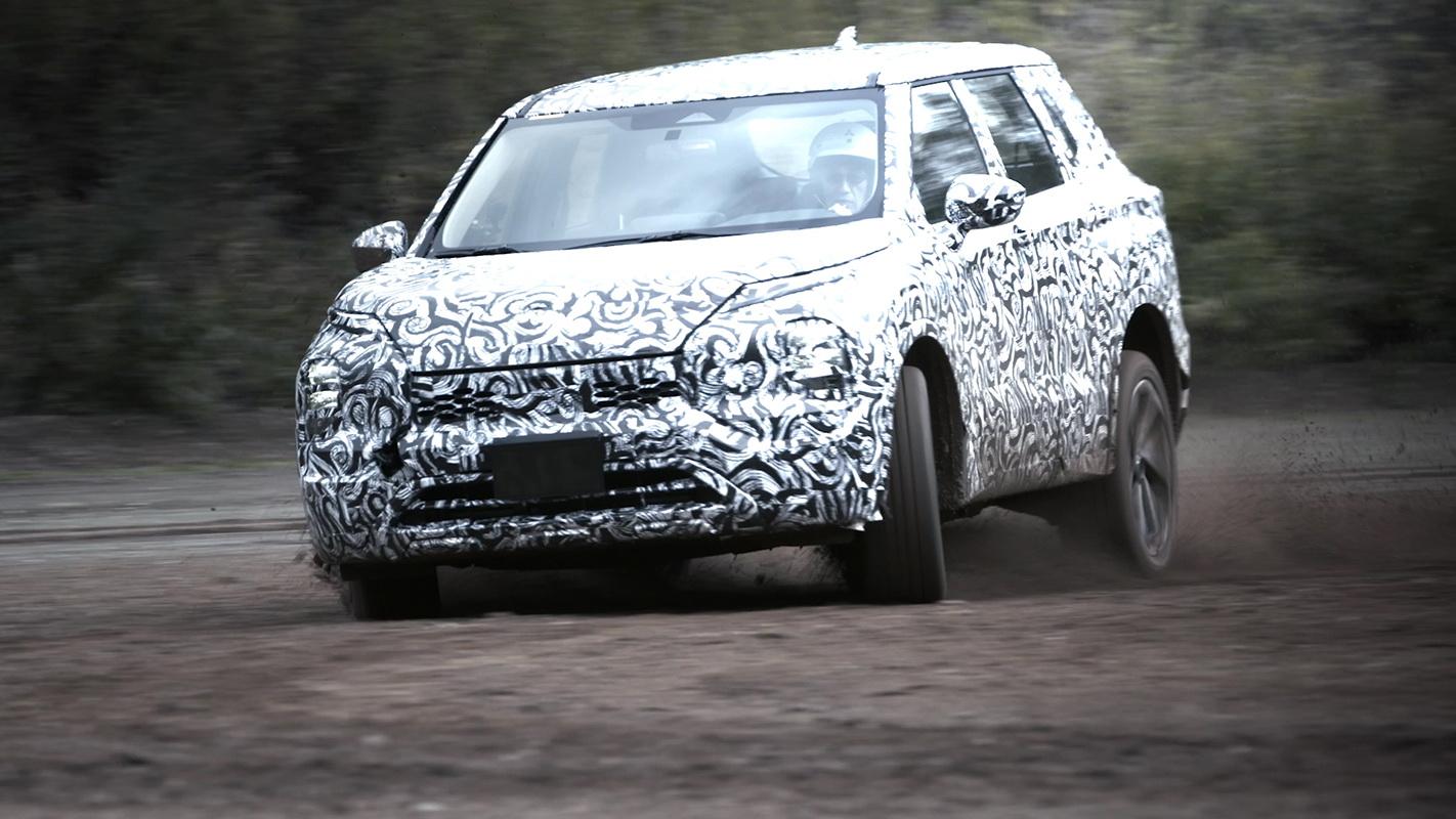 Mitsubishi Outlander se somete a duras pruebas de desarrollo | Actualidad | Motor EL PAÍS