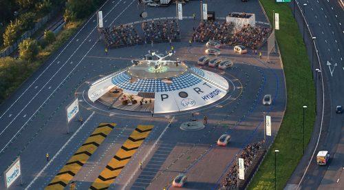 Reino Unido prepara el primer aeropuerto para coches voladores