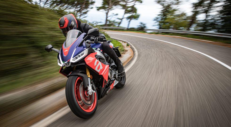 Aprilia RS 660, una moto deportiva que cumple también a diario