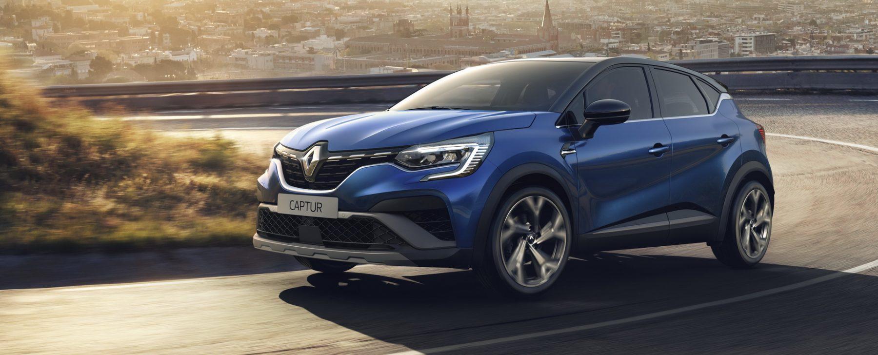 Renault Captur R S Line