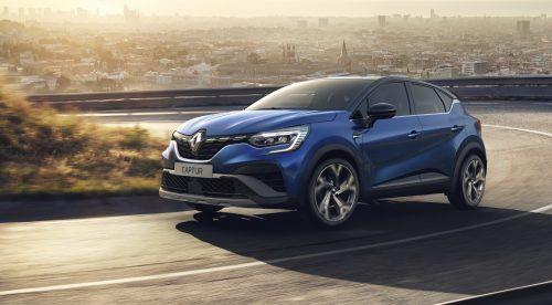 El Renault Captur estrena traje deportivo
