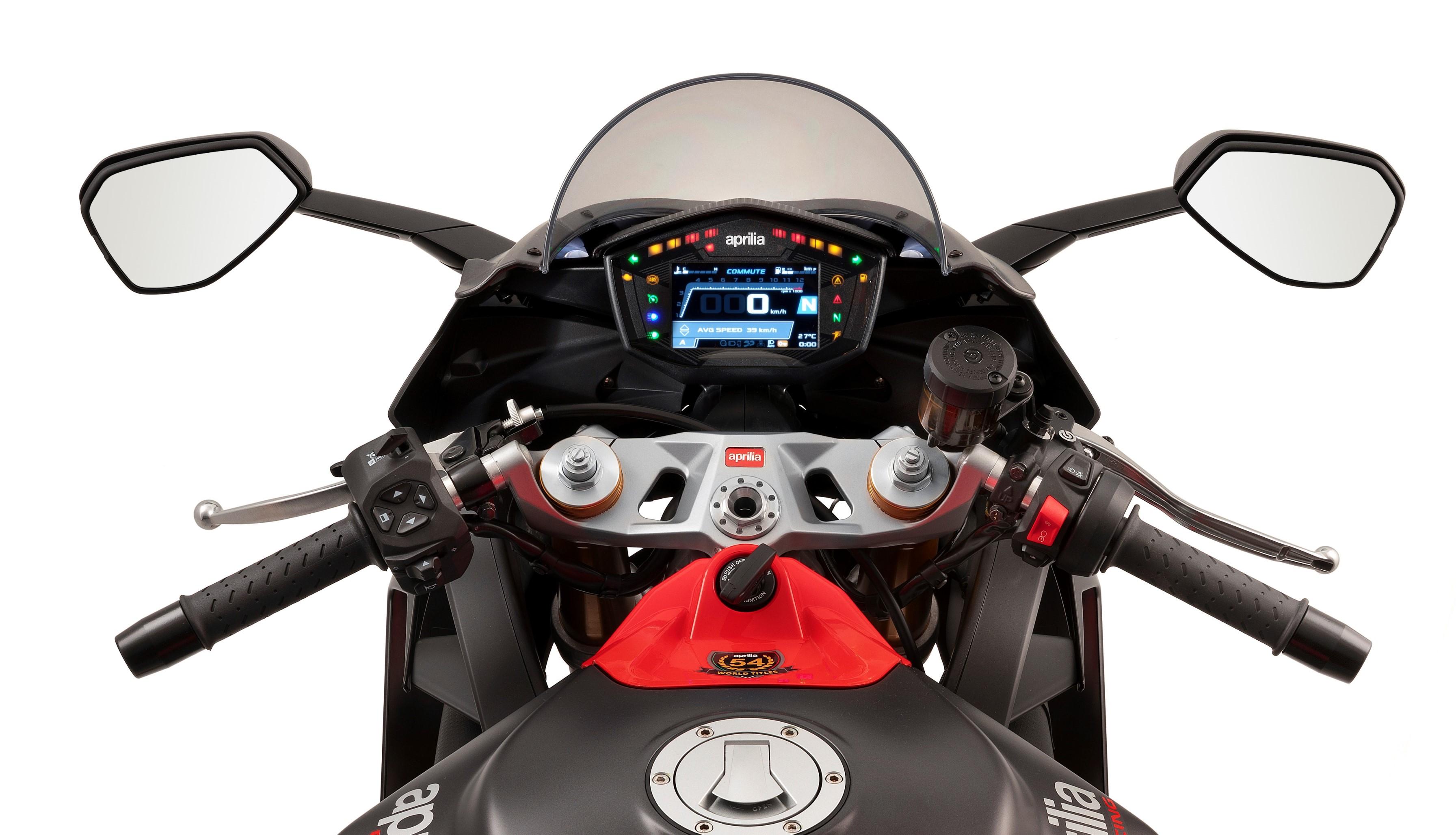Aprilia RS 660, una moto deportiva que cumple también a diario   Motos