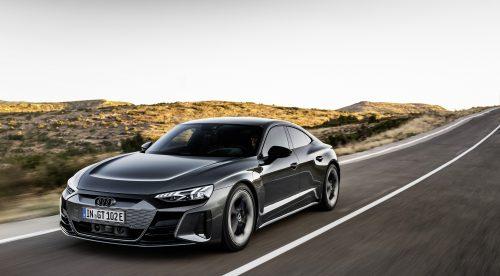 Audi entra en la liga de los supercoches eléctricos