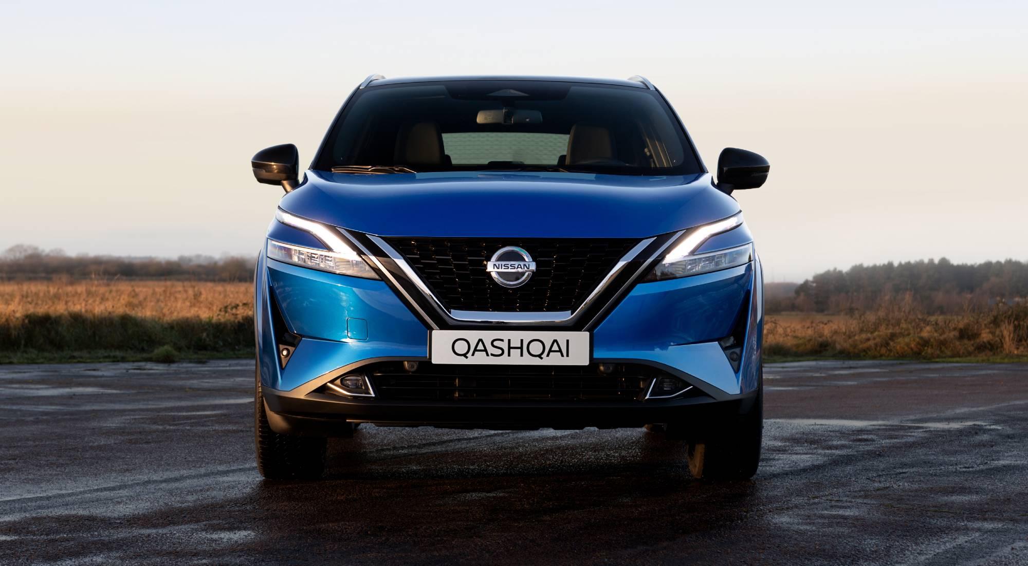 Los cambios del nuevo Nissan Qashqai, en imágenes