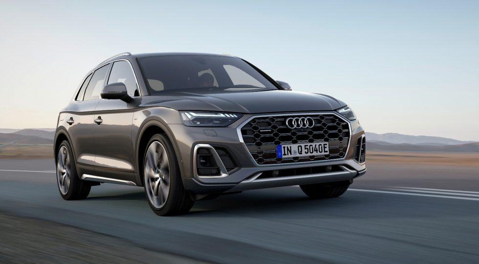 Precio Audi Q5 hibrido