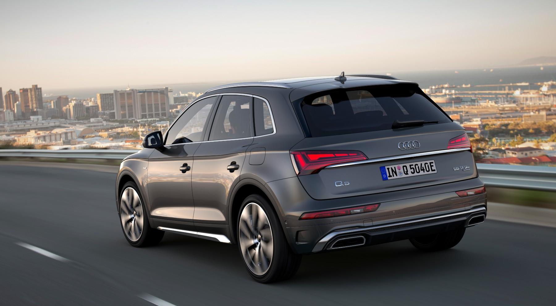 Audi Q5 híbrido enchufable
