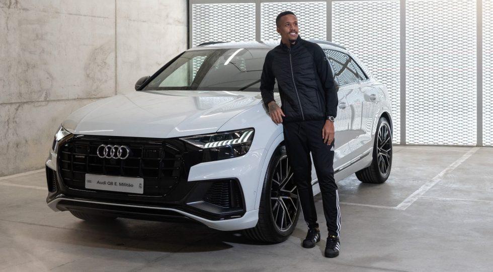 Real Madrid Audi