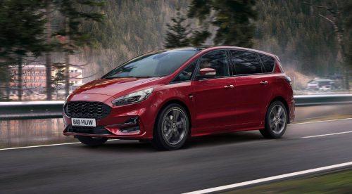 Ford S-Max Hybrid: espacio para siete con etiqueta ECO y buen precio