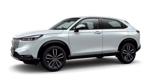 El nuevo Honda HR-V será solamente híbrido