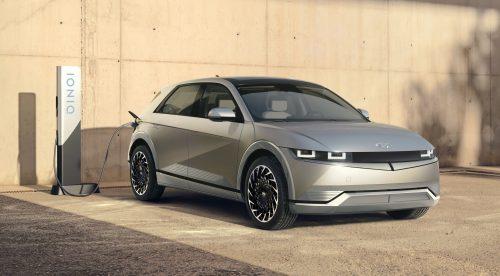 Hyundai estrena su nueva familia de eléctricos con el compacto Ioniq 5