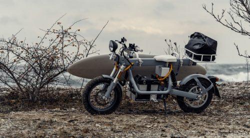 Las motos eléctricas Cake y sus 1.000 posibilidades de configuración