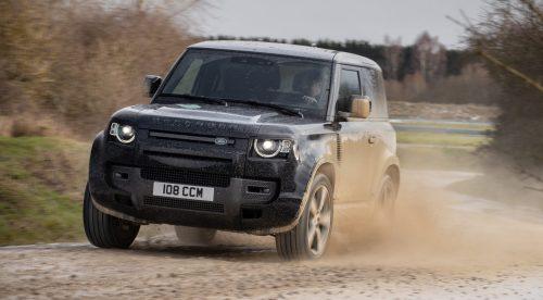 El Land Rover Defender estrena una versión de 525 CV