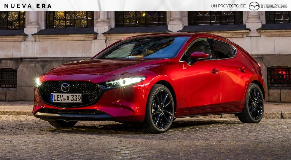 Equilibrio, artesanía y emoción en los nuevos diseños de Mazda