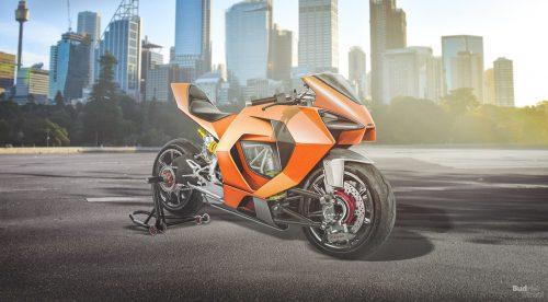 Así serían estos siete hiperdeportivos convertidos en motos