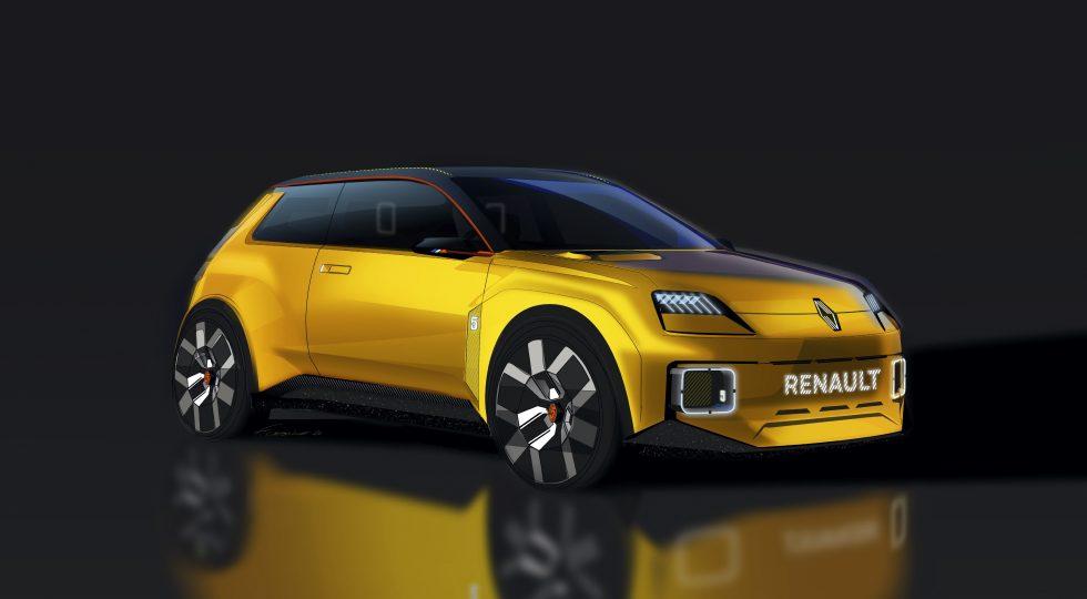 Renault 5, VW Beetle, Mini…: coches que vuelven a la vida