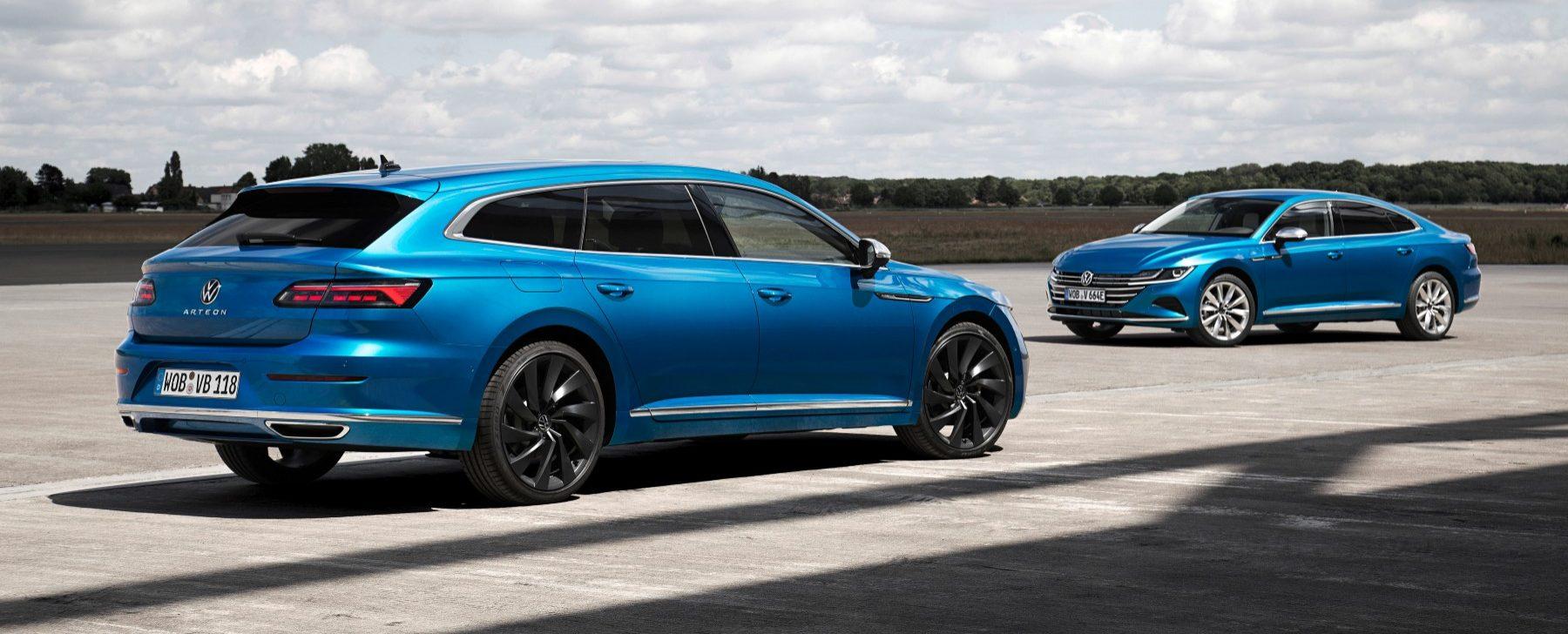 Volkswagen Arteon híbrido enchufable