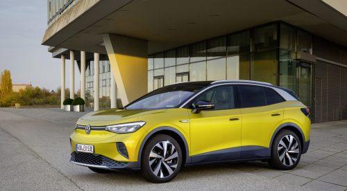 Lo mejor del ID.4, el Tiguan eléctrico de Volkswagen