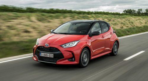 El Toyota Yaris, elegido Coche del Año en Europa 2021