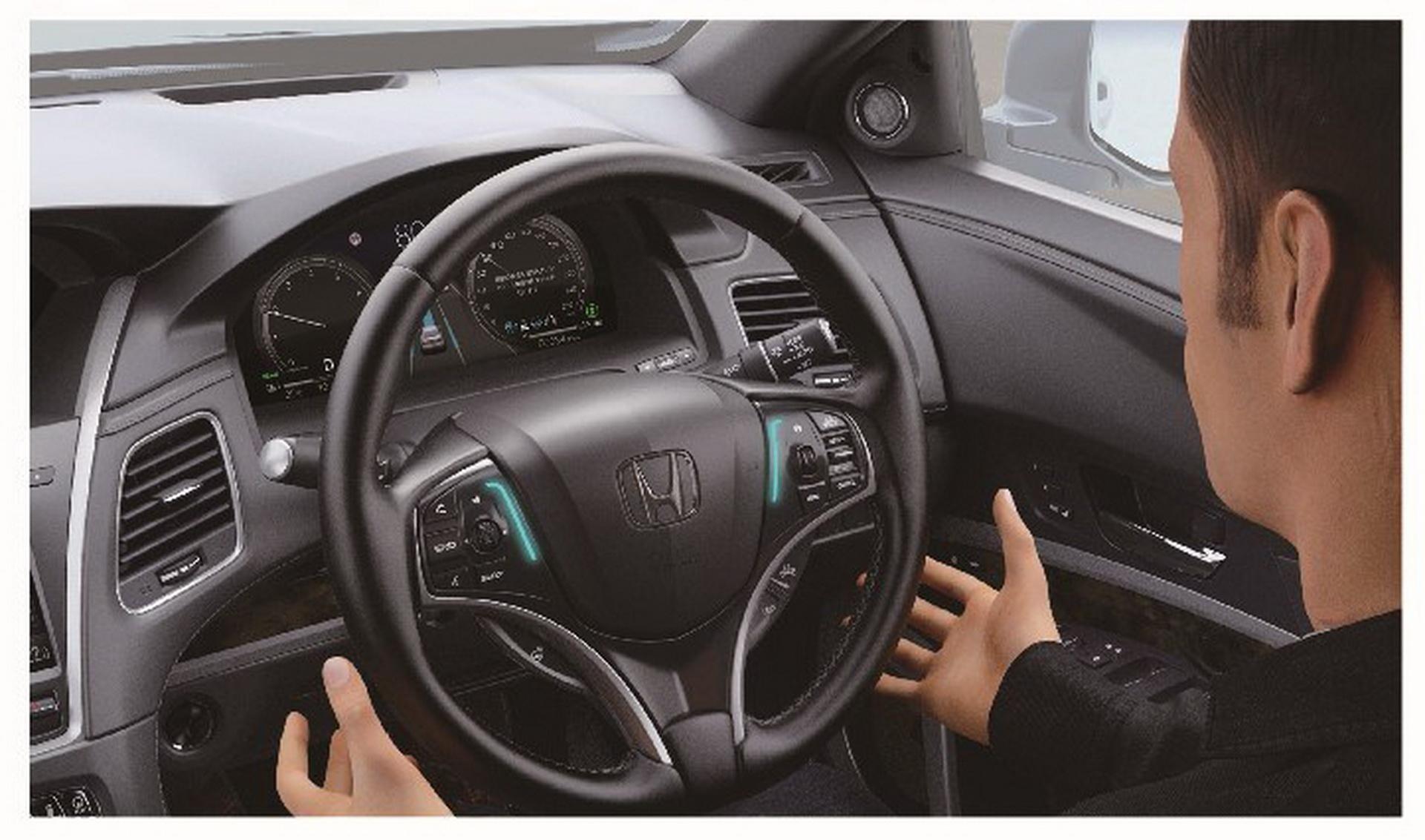 Honda conducción autónoma