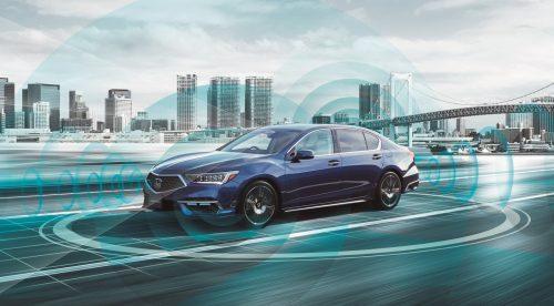 Honda lleva el coche autónomo al siguiente nivel
