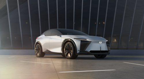 Los Lexus del futuro llegarán, como tarde, en 2025