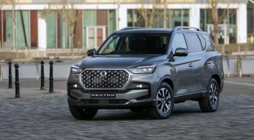 SsangYong Rexton, un SUV para siete que cambia de cara y gana potencia