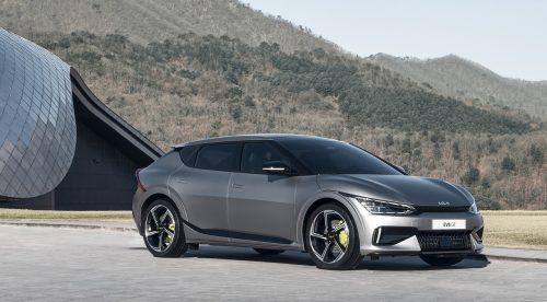 El nuevo supereléctrico de Kia, el EV6 GT, roza los 600 CV