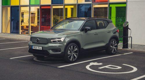 Volvo fabricará solo coches eléctricos a partir de 2030