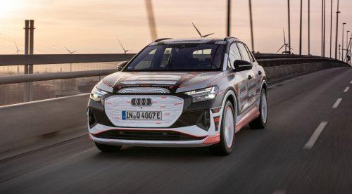 El Audi Q4 e-tron será un SUV eléctrico cargado de tecnología