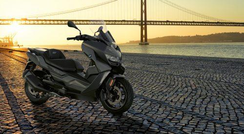 BMW mejora el rendimiento mecánico de los C 400 X y C 400 GT