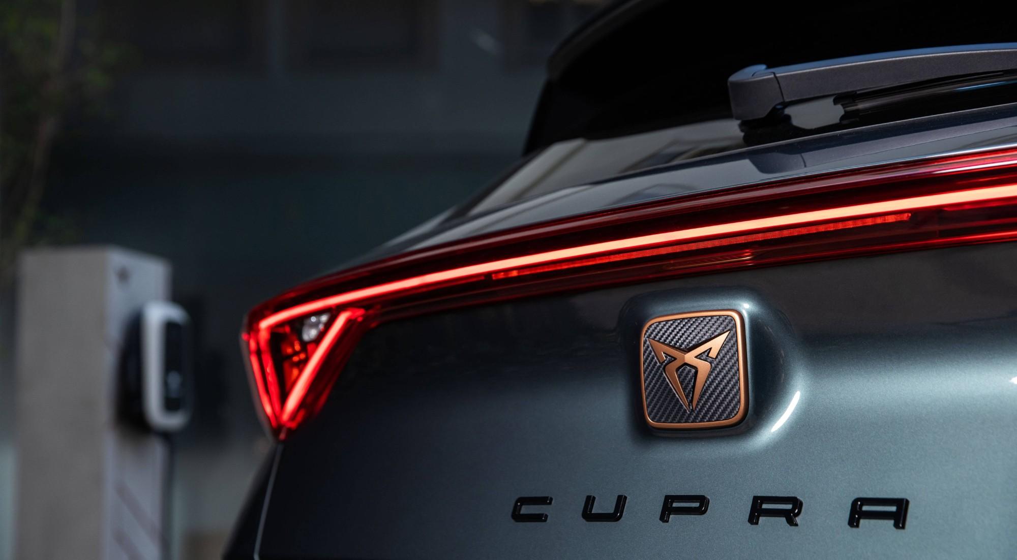 SEAT Cupra Formentor e-Hybrid