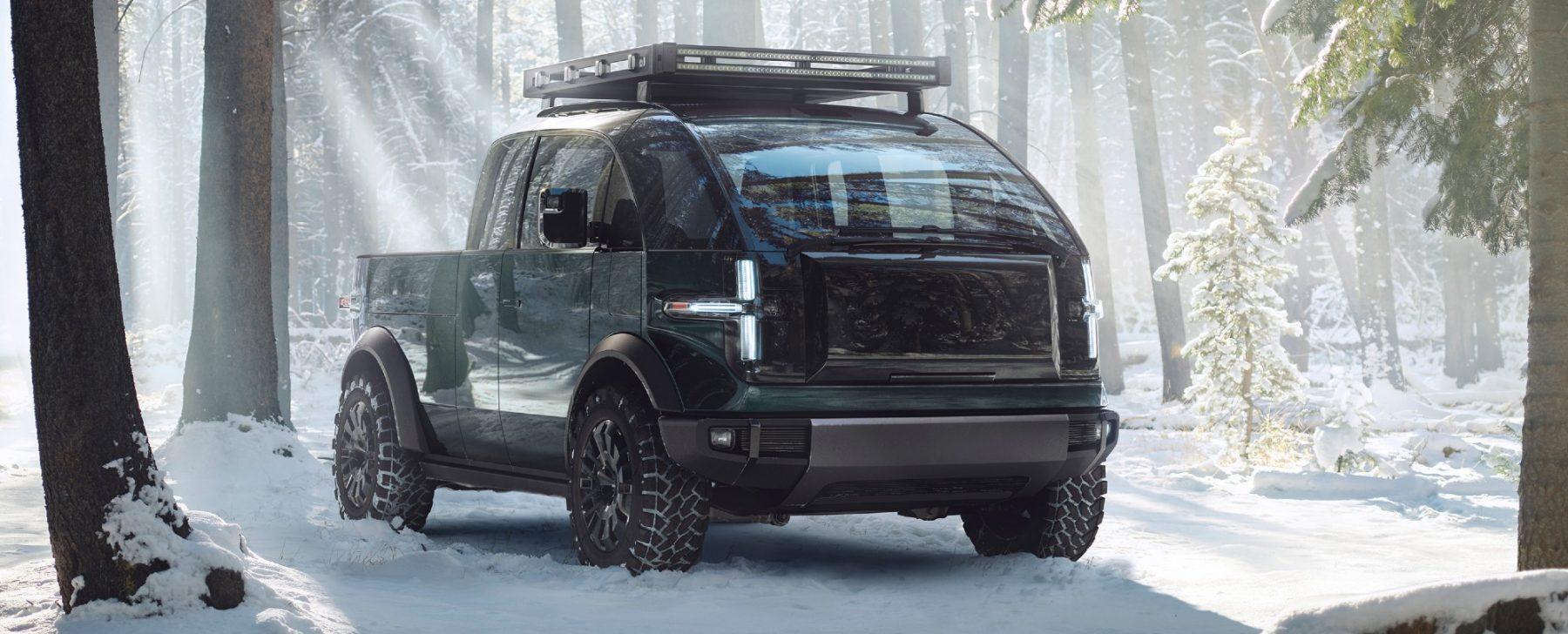 Canoo Pick-up Truck