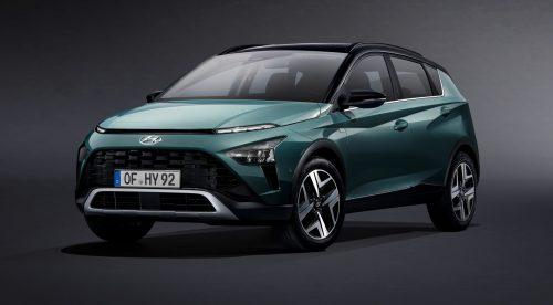 Hyundai presenta el Bayon, un SUV pequeño que apuesta por la tecnología
