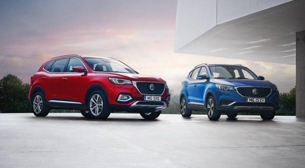 La histórica MG renace y vuelve a España con un SUV eléctrico barato