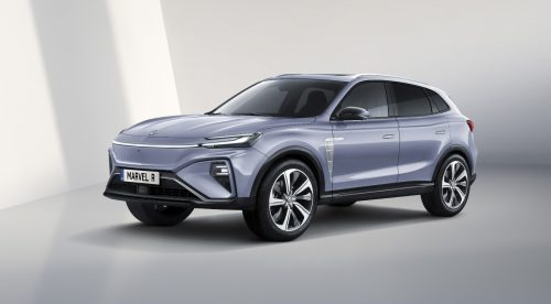 La histórica MG regresa a España con un SUV y un familiar eléctricos