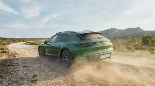 Porsche ya tiene su crossover familiar eléctrico con hasta 761 CV