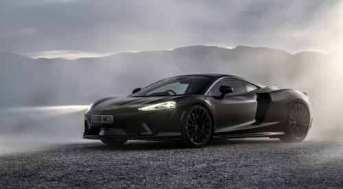 Carretera de montaña y 620 CV: el poderío del McLaren GT