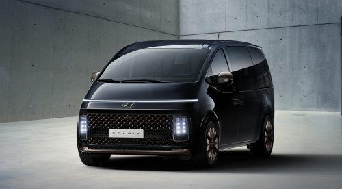 El Hyundai Staria recupera la esencia de los monovolúmenes