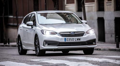 Etiqueta Eco y más brío para el icónico Subaru Impreza