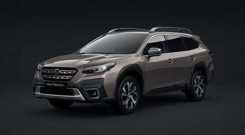 El nuevo Subaru Outback tomará el control en caso de emergencia