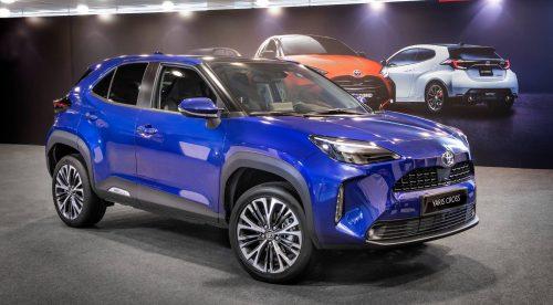 Toyota muestra el Yaris Cross, su nuevo SUV pequeño