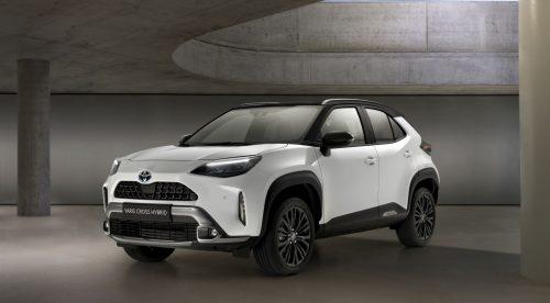 El Toyota Yaris Cross se estrenará en España con dos versiones especiales