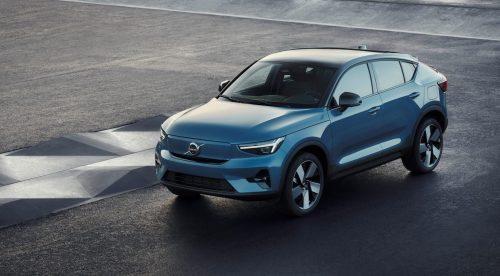 El C40 Recharge inaugura la era eléctrica de Volvo