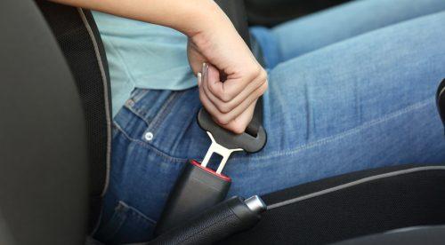 Los diez motivos por los que la DGT vigila más el cinturón de seguridad