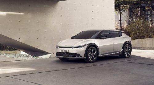 Kia muestra el EV6, su primer eléctrico del futuro